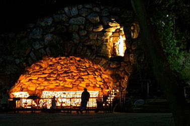 Grotto of Our Lady of Lourde