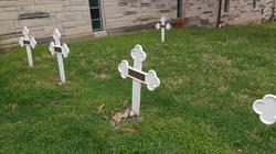 Merton's Grave