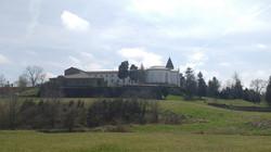 Rear View of Gethsemani