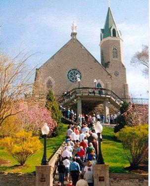 Holy Cross-Immaculata Church