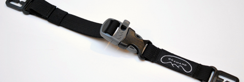 Whistle Chest Strap