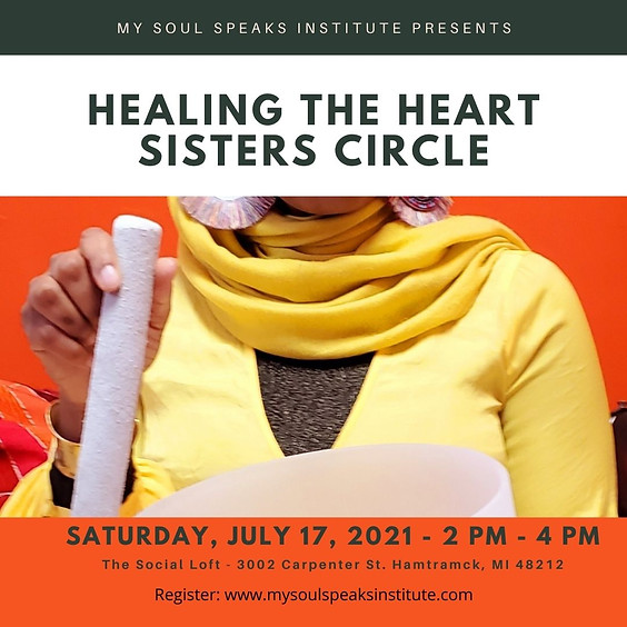 Healing the Heart Sisters Circle