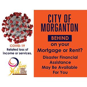 covid info for city of morganton residen
