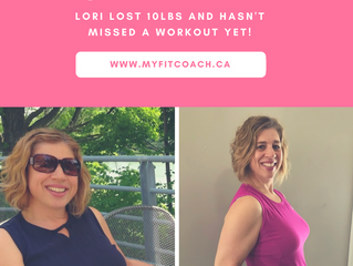 I've completely changed the way I work out: Lori's story