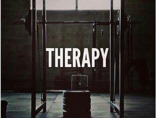 I am a Sweat Therapist