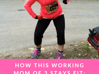 My Workouts are my Saving Grace: Alice's Story