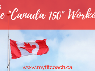 """The """"Canada 150"""" Workout"""