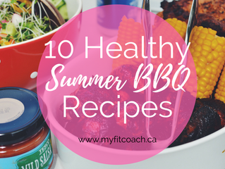 10 Healthy Summer BBQ Recipes
