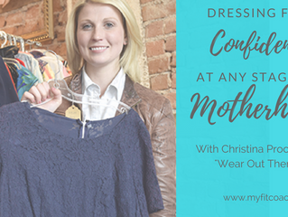 Dressing for Confidence at Any Stage of Motherhood