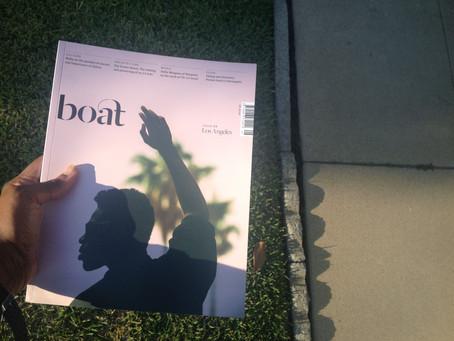 Boat Magazine Sails into L.A.
