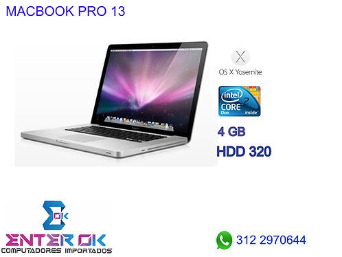 Macbook Pro 13 2010/ SOLD OUT