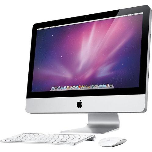 iMAC 21.5, 2011, CORE i5- 2.5 GHz, 500GB HDD, 8GB RAM