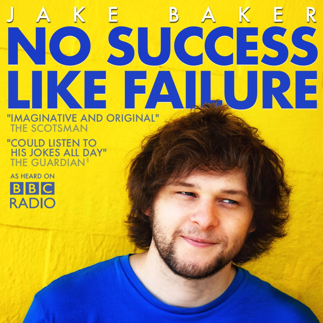 No Success Like Failure