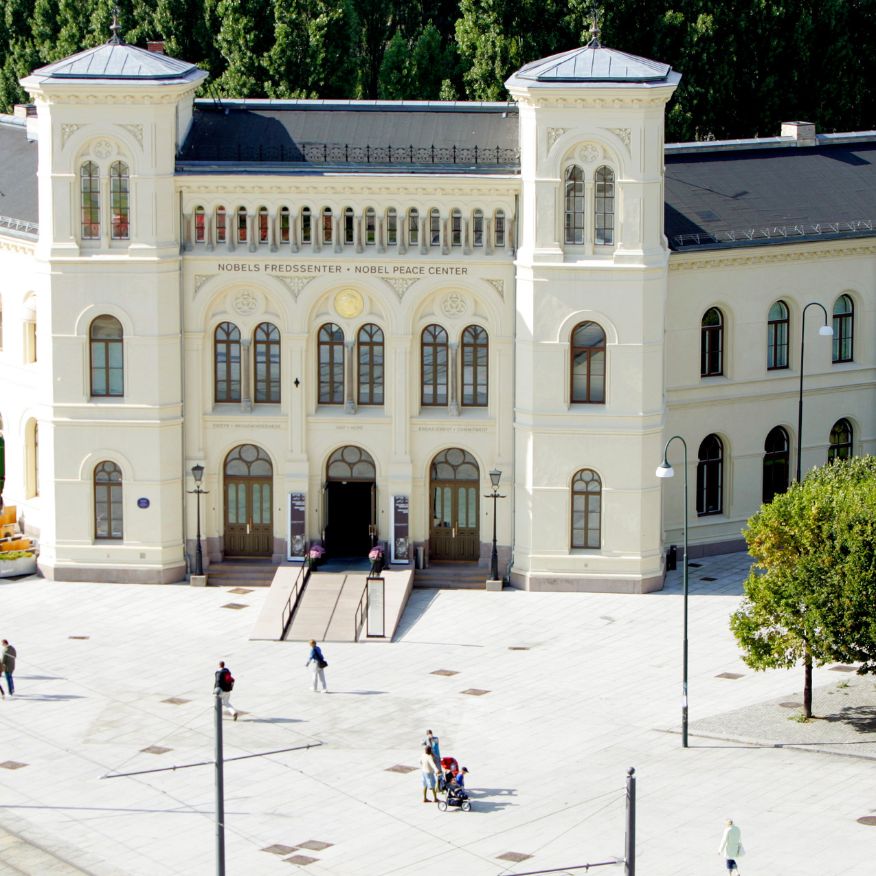 nobel-peace-center-in-norway