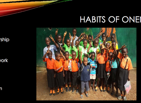 Tarzana Habits of Heart World Projects 2015-16