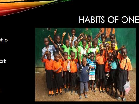 Tarzana Habits of Heart World Projects 2015-16
