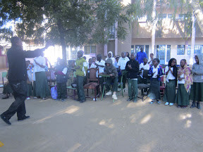 Teacher Training Workshop in Chad Brings Inspiration