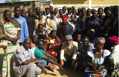 Character Formation Invites Community Transformation in Chad