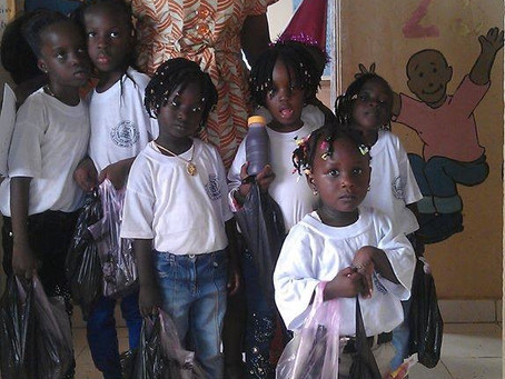 Gambia: Harmony through Science, Soil and Song