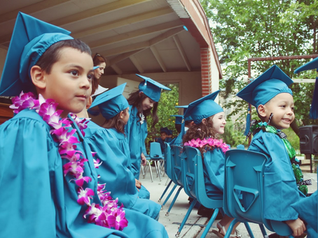 Full-Circle Learning Preschool at Rancho Sespe: A School Graduates Along with Its Students