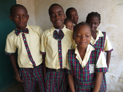 """Education as Transformation"" in Liberia"