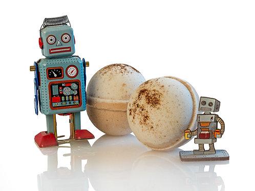 Robot Chai Bath Bomb