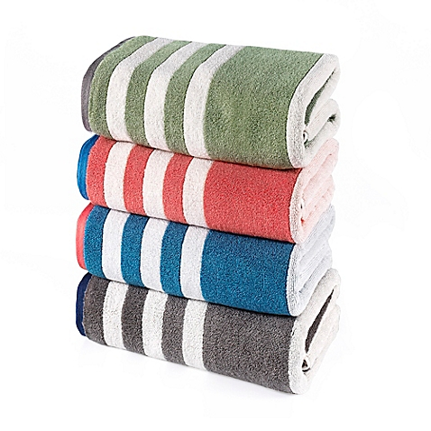 Nautical Beach and Bath Towels