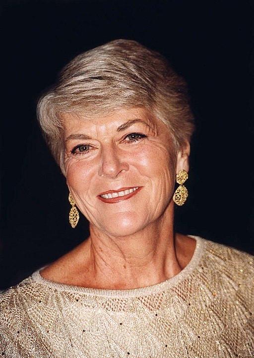 Geraldine Ferarro portrait