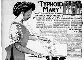 The Stubborn Women: Typhoid - Mary and Sara