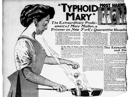 The Stubborn Women: Typhoid - Mary and Sara