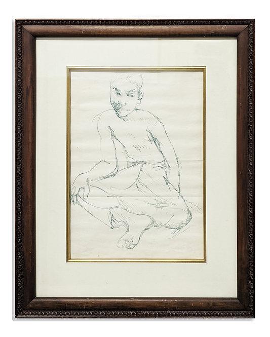 """Balinese Boy"" (c.1960)"
