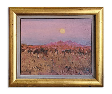 """""""Outback Sunset"""" (1998)"""