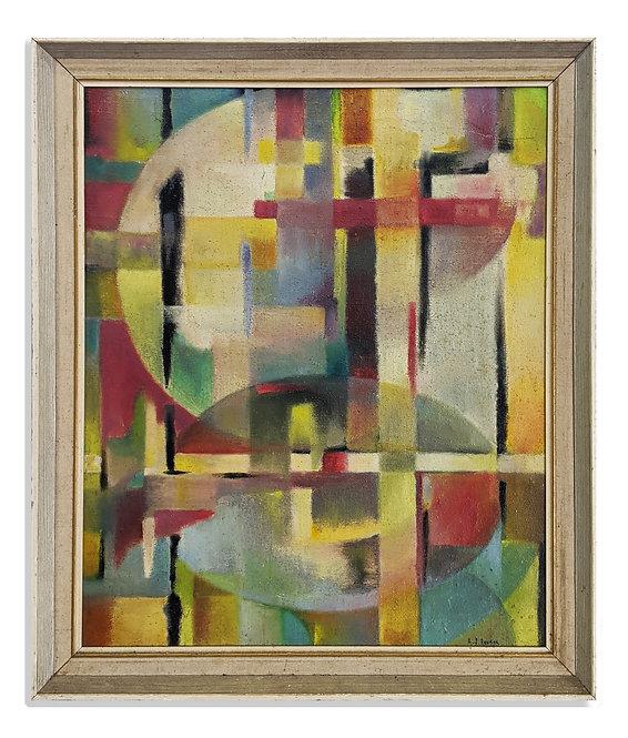 """""""Arles En Provence"""" (c.1960)"""