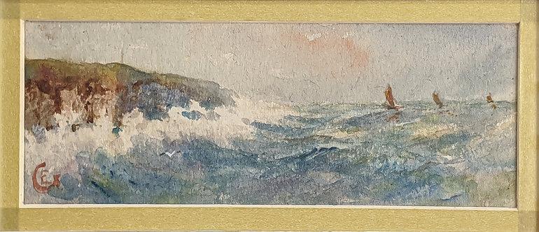 """Skippers Off Kiama"" (c.1900)"