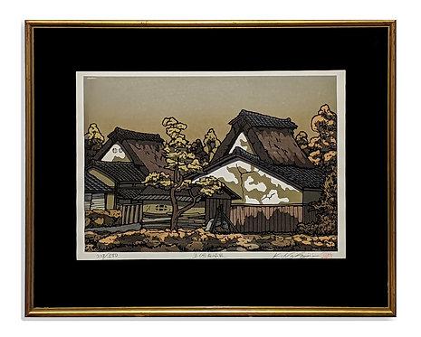 """Japanese Village"" (c.1975)"