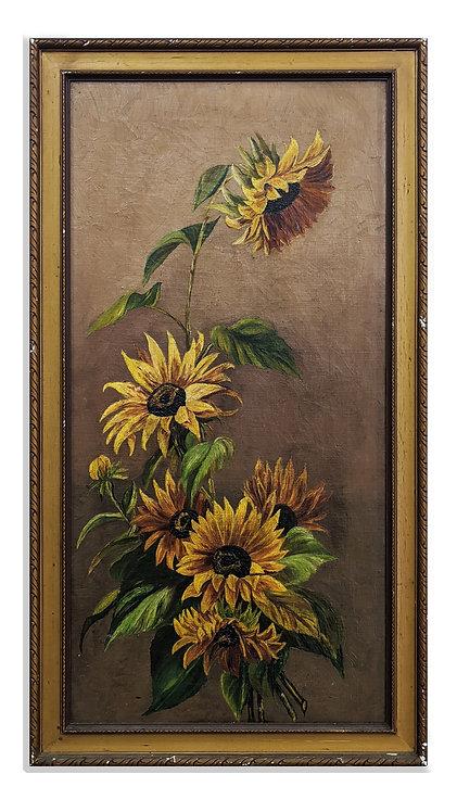 """Sunflowers"" (c.1900)"
