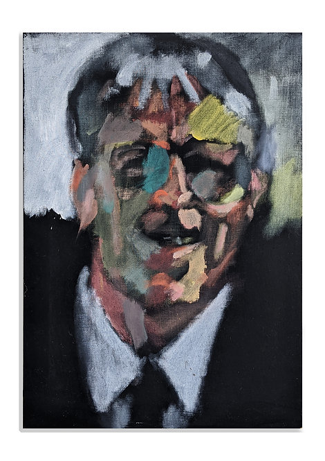 """""""El Hombre (Homage To Francis Bacon)"""" (c. 2000)"""