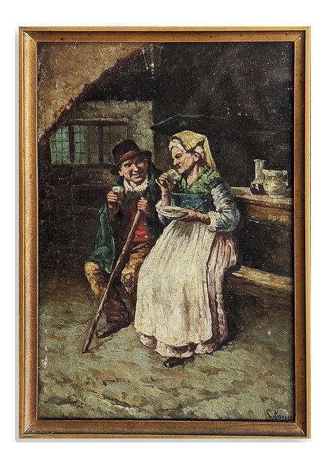 """Aperitivo"" (c.1880)"