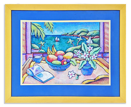 """Harbour Still Life"" (c.1990)"