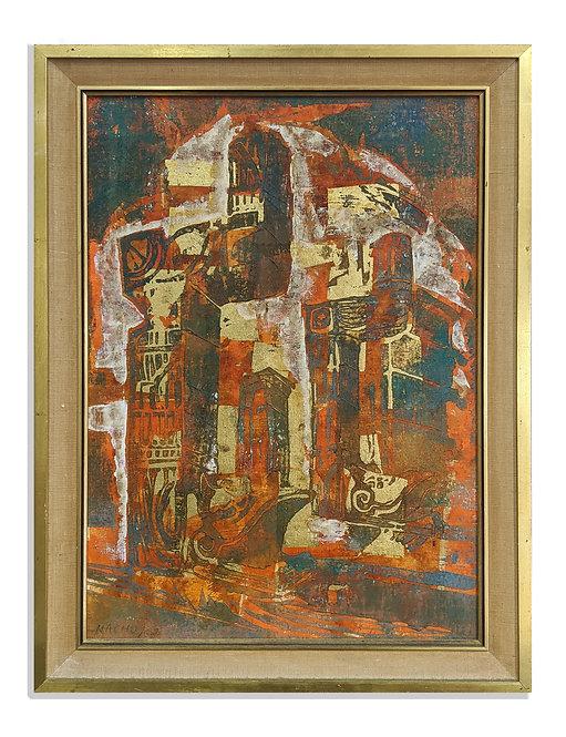 """""""Totem"""" (c.1960)"""