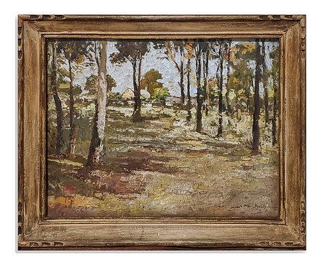 """""""Homestead Amongst The Trees"""" (c.1900)"""