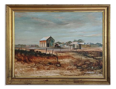 """Outback Chapel"" (1976)"