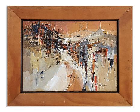"""Streetscape"" (c.1970)"
