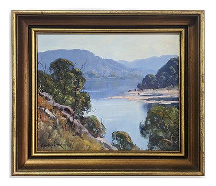 """""""Shoalhaven River"""" (1977)"""
