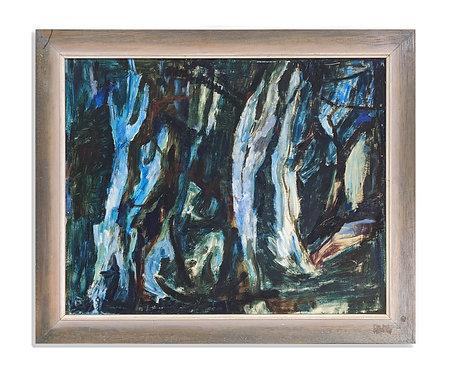 """""""Nocturne"""" (c.1965)"""