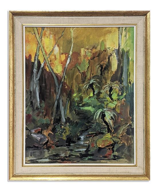 """""""Rainforest"""" (c.1980)"""
