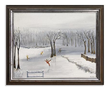 """Ice Skating"" (c.1960)"
