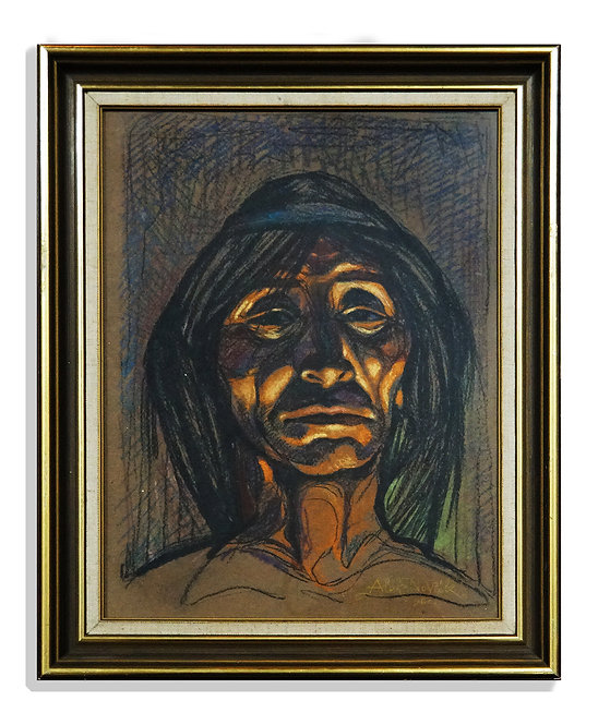 """""""South American Indian"""" (c.1970)"""
