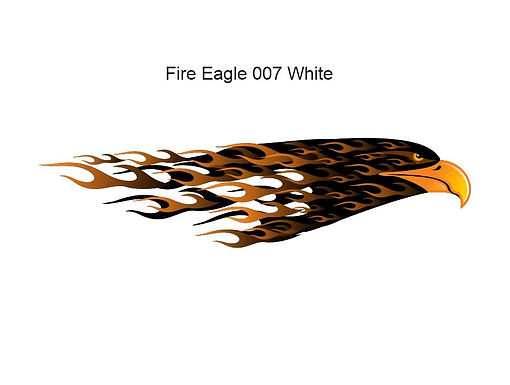 Fire-Eagle-007-Sticker