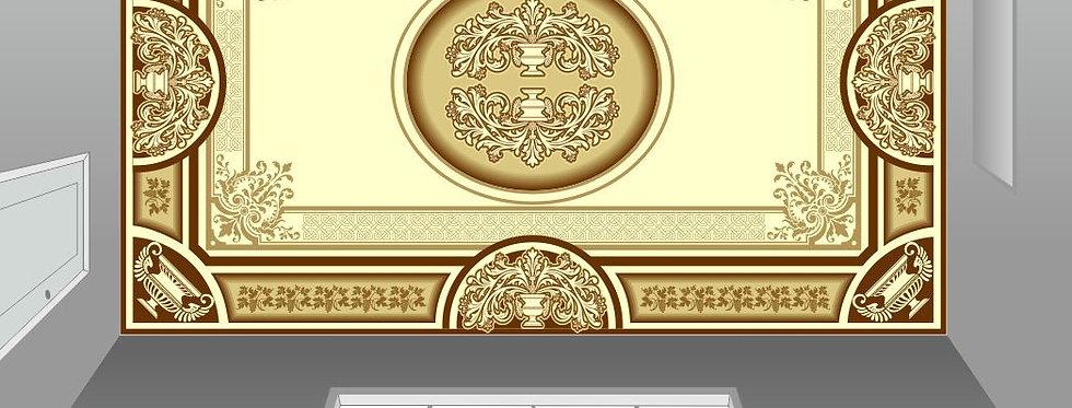 Ceiling Art & design - 5